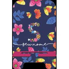 Porta-Celular Personalizado - Flores 20