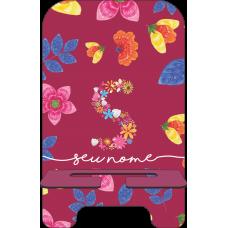 Porta-Celular Personalizado - Flores 23