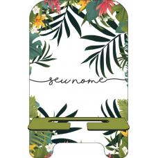 Porta-Celular Personalizado - Flores 30