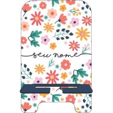 Porta-Celular Personalizado - Flores 31