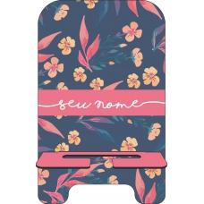 Porta-Celular Personalizado - Flores 32