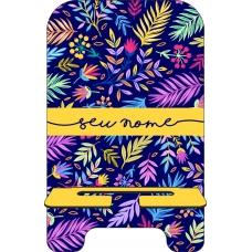 Porta-Celular Personalizado - Flores 33
