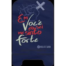 Porta-Celular Personalizado - Rosa de Saron 10