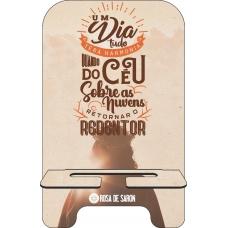 Porta-Celular Personalizado - Rosa de Saron 28