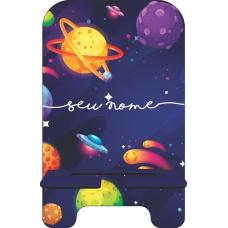 Porta-Celular Personalizado - Space 01