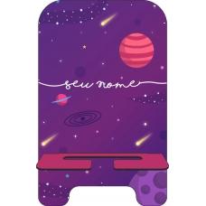 Porta-Celular Personalizado - Space 03