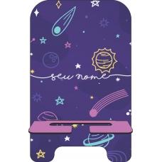 Porta-Celular Personalizado - Space 07