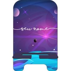 Porta-Celular Personalizado - Space 09