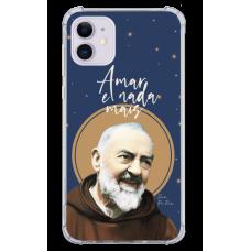 Capinha para celular - Religiosa 212 - Padre Pio