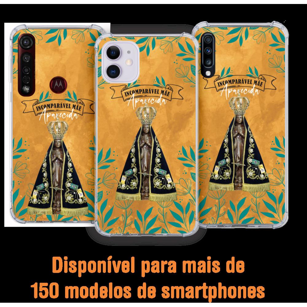 Capinha para celular - Religiosa 218 - Nossa Senhora Aparecida