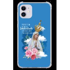 Capinha para celular - Religiosa 219 - Nossa Senhora de Fátima