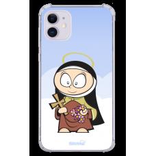 Capinha para celular - Santinhoz 18 - Santa Teresinha