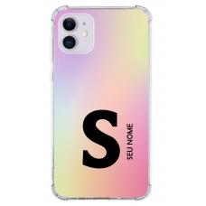 Capinha para celular - Colors 06 - Personalizada com nome