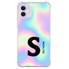 Capinha para celular - Colors 08 - Personalizada com nome