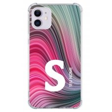 Capinha para celular - Colors 39 - Personalizada com nome